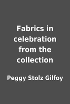 Fabrics in celebration from the collection…