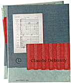 Claude Debussy, textes by Martine Kaufmann