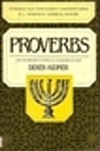 The Proverbs by Tybdale Old Testament…