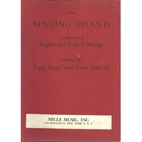 The Singing Island by Peggy Seeger