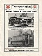 Rockland, Thomaston & Camden Street Railway…
