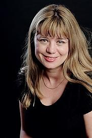 Author photo. Photo © 2003 Michael Gray