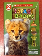 Scholastic Reader Level 2 Safari Babies by…