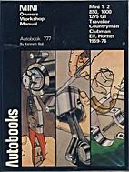 Mini 1959-76 Autobook (The autobook series…