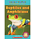Reptiles and Amphibians by Cynthia O'Brien