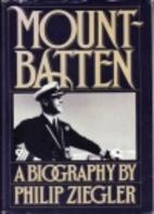 Mountbatten by Philip Ziegler
