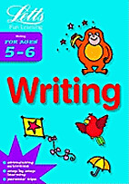 Writing Age 5-6 (Letts Fun Learning) by…