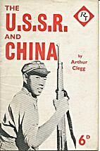 The USSR and China by Arthur Clegg