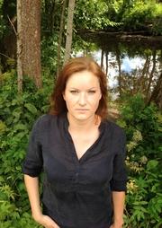 Author photo. Agnes Ravatn<br>Photo: Birksrp