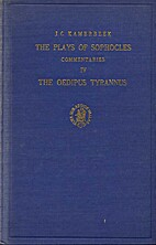 The plays of Sophocles : commentaries : part…