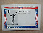 Souvenir Folder, Camp Custer, Battle Creek,…