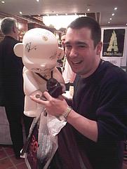 Author photo. <a href=&quot;http://danacea.blogspot.com/&quot;>Danie Ware</a>