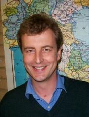 Author photo. Courtesy of the University of Reading