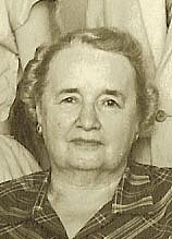 Author photo. This is a picture of my Grandmother. One of her books is dedicated to me.