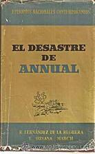 El desastre de Annual by R. Fernandez de la…
