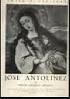 José Antolínez by Diego Angulo Iñiguez