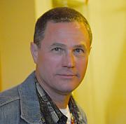 "Author photo. <A HREF=""http://flickr.com/photos/markcoggins/2439833272/in/set-72157604716295597/"">Photo by Mark Coggins</A>"