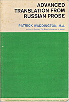 Advanced Translation From Russian Prose by…