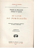 From Latin to Portuguese, Historical…