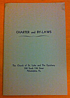 Charter and By-Laws of The Church of St.…