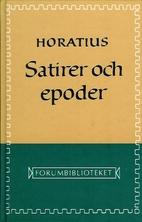 Satirer och epoder by Horace