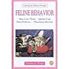 Feline Behavior by Sandra L. Toney