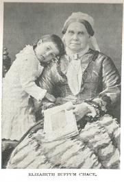 Author photo. Elizabeth Buffum Chace (b.1806) Buffalo Electrotype and Engraving Co., Buffalo, N.Y.
