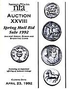 Numismatic Fine Arts - Auction Catalog…