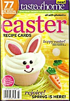 Taste of Home Recipe Cards: Easter by…