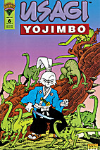 Usagi Yojimbo Vol. 2 No. 6 by Stan Sakai