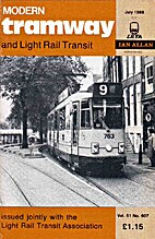 Modern Tramway and Light Rail Transit, vol.…