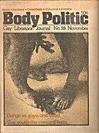 Body Politic (Issue #28) Gay Youth: The…