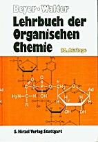 Lehrbuch der organischen Chemie : mit 20…
