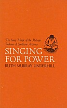 Singing for power : the song magic of the…