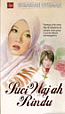 Suci Wajah Rindu by Zuraidah Othman
