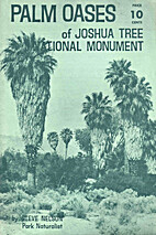Palm Oases of Joshua Tree National Monument…