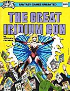 The Great Iridium Con by Stephen Dedman