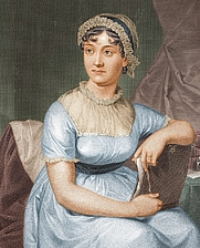 Author photo. Coloured version of Jane Austen - <a href=&quot;http://www.lib.utexas.edu/exhibits/portraits/index.php?img=23&amp;source=12&quot; rel=&quot;nofollow&quot; target=&quot;_top&quot;>http://www.lib.utexas.edu/exhibits/portraits/index.php?img=23&amp;source=12</a>
