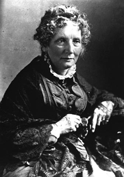 Author photo. Harriet Beecher Stowe, ca. 1870s-80s (Defense Visual Information Center, War and Conflict CD Collection, ID: HDSN9901775)