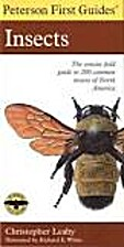 Peterson First Guide to Insects of North…