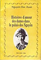 Histoires d'amour des dames dans le palais…