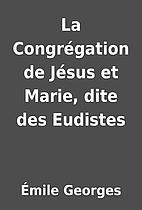 La Congrégation de Jésus et…