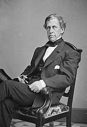 Author photo. Civil War era photograph (LoC Prints and Photographs Division, LC-DIG-cwpb-04830)