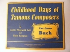 Childhood Days of Famous Composers: The…