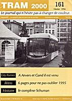 Tram 2000 n°161 - Février 1996 by Thierry…