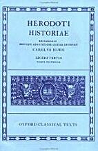Herodoti Historiae by Herodotus