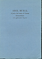 Abel Buell, a jack of all trades, & genius…