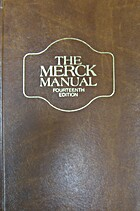 Merck Manual of Diagnosis and Therapy by…