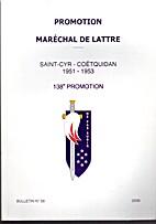 PROMOTION MARECHAL DE LATTRE…