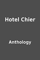 Hotel Chier by Anthology